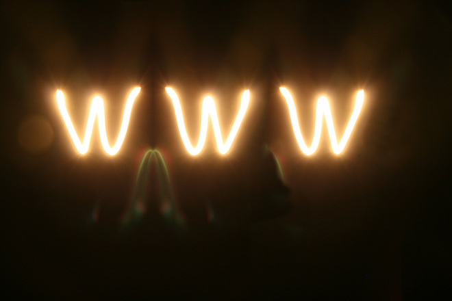 Light Up the Web