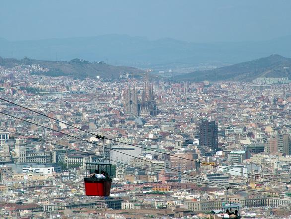 Volar en Barcelona