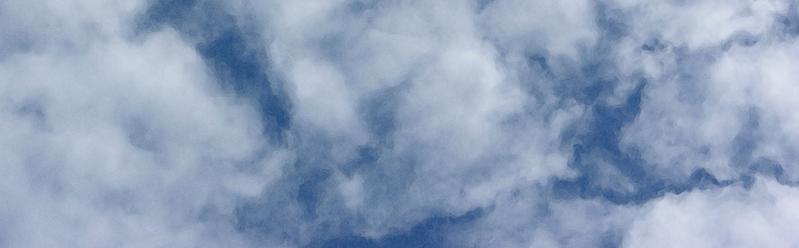 Facebook Header Size Clouds 1