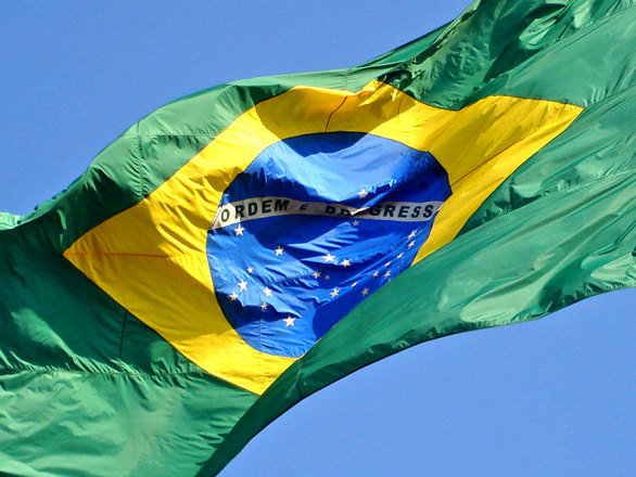 Brazilian Flag 2