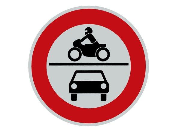 Free No Motorbikes And No Cars Stock Photo Freeimages Com