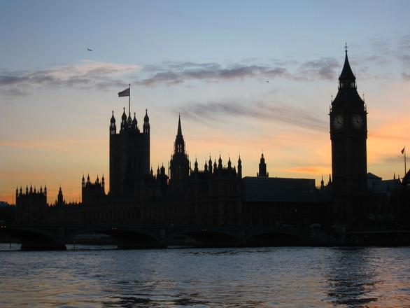 London Sunset 3