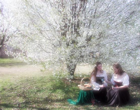 Пикник ню фото