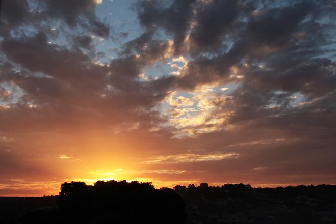 sundown in south 1