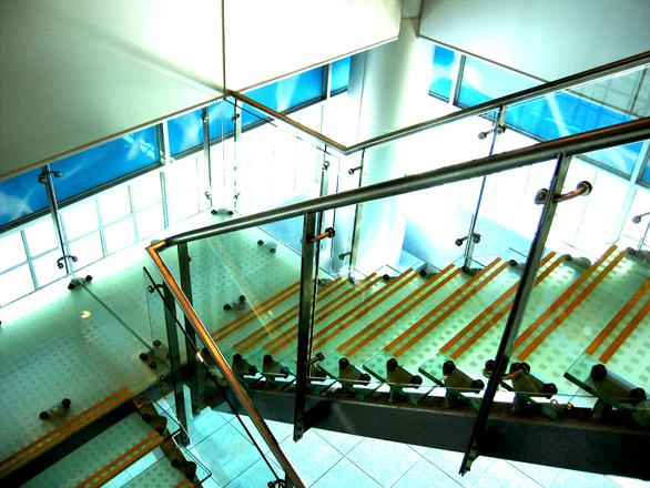 Futuristic Stairways