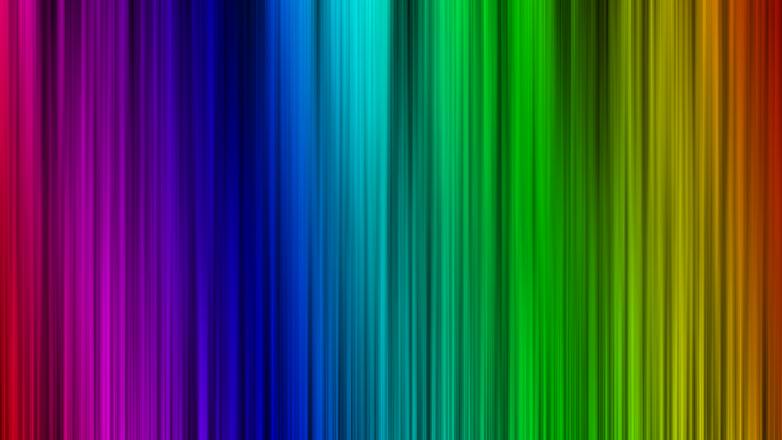 Rainbow curtain photos 1144720 freeimages com