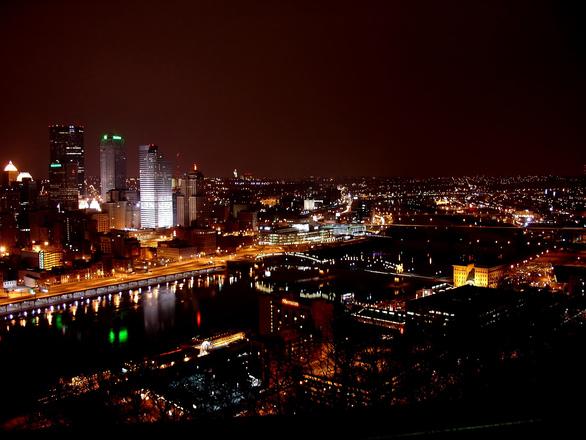Pittsburgh's skyline 1