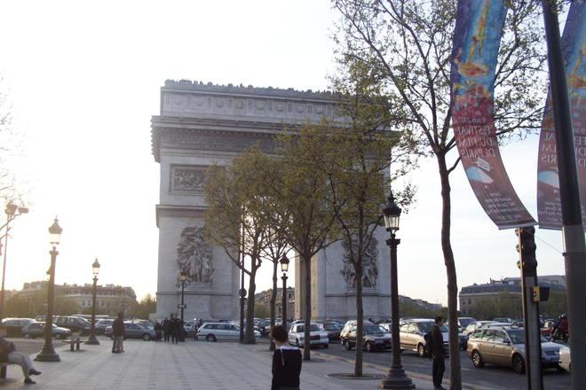 Arche de Triumphe 1
