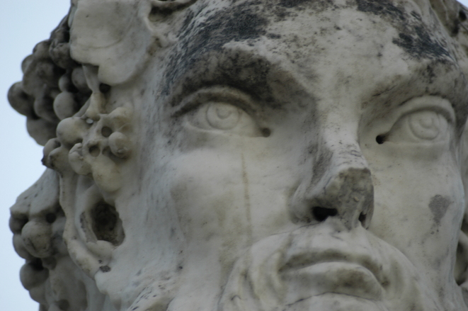Marble face