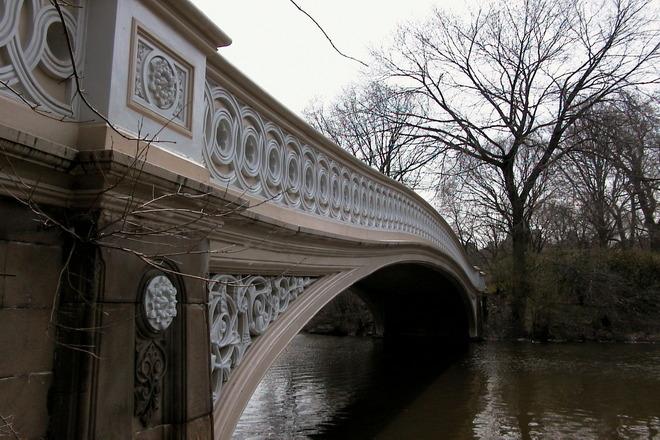 Bow Bridge, Central Park NY