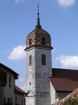 clocher de rochejean
