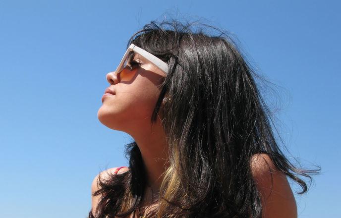 sunbathing 1