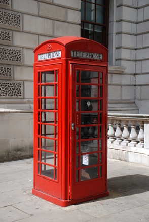 free london telephone box 1 stock photo. Black Bedroom Furniture Sets. Home Design Ideas