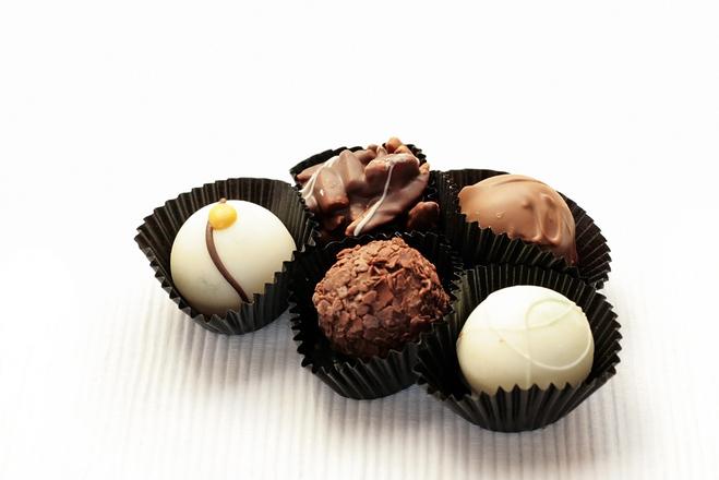 Chocolate Truffles 9