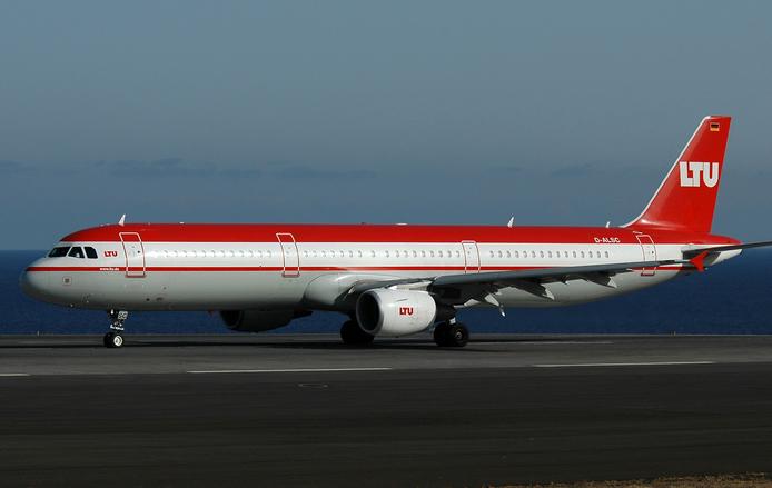 LTU A321 3