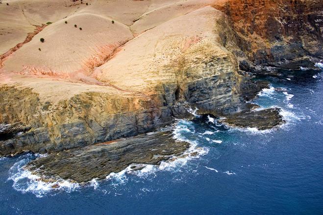 Aerial Image from Kangaroo Isl