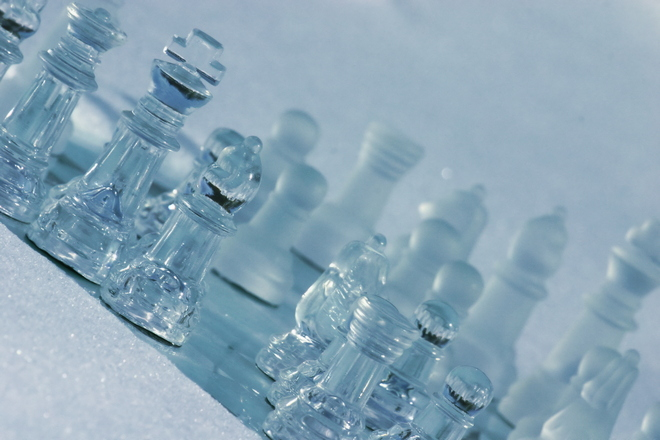Winter chess