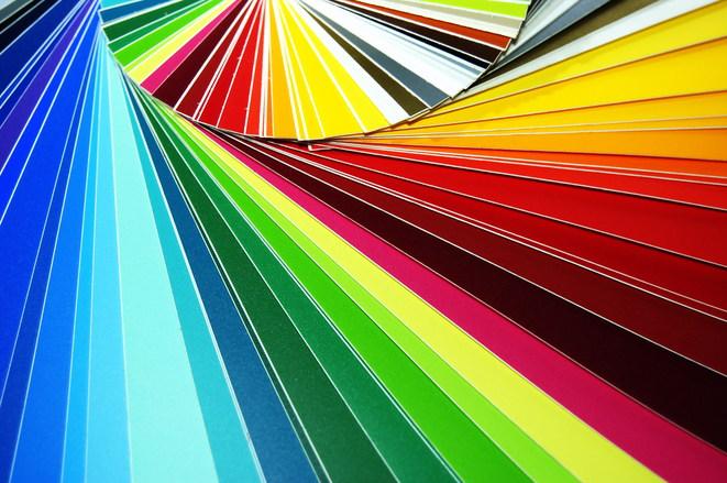 color rosette