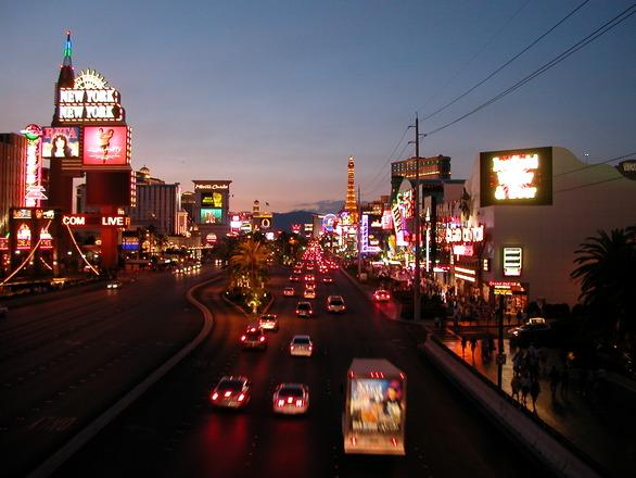 Las Vegas - The Strip 1