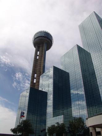 Downtown Dallas 1
