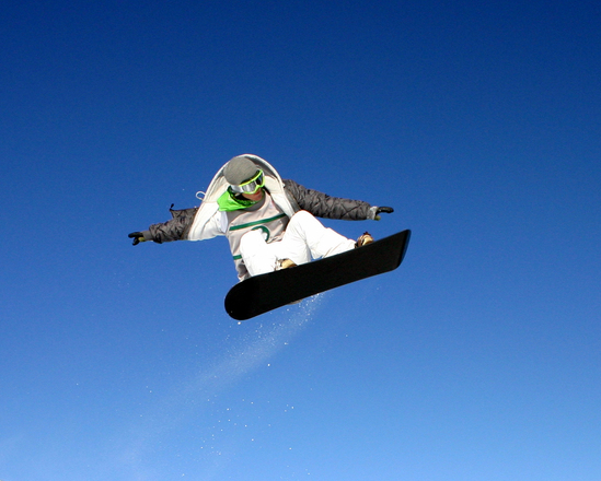 Snowboard Jump Series 2