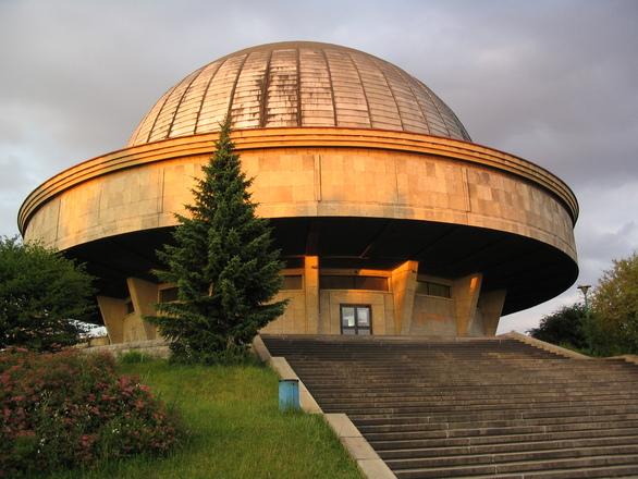 Silesian PLANETARIUM 1