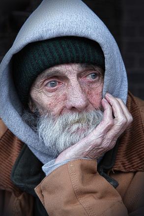 Homeless Mike