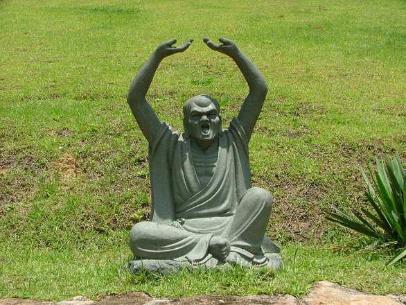 Crazy Budha