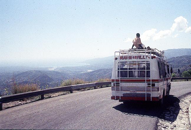 Road to Jacmel