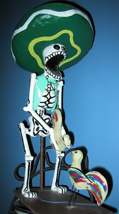 skeleton/calavera
