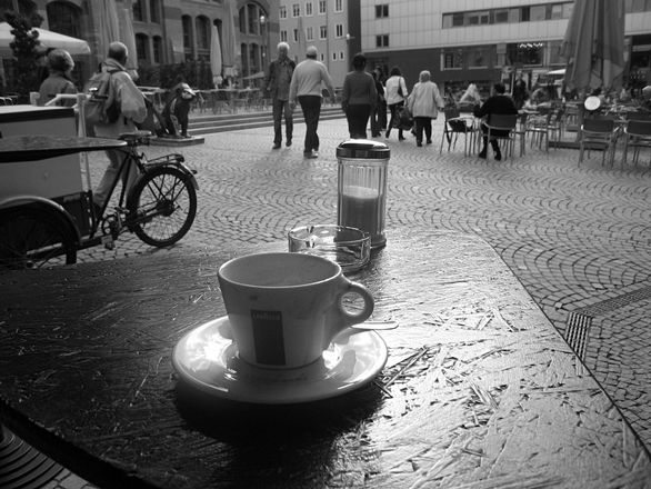 coffe and people