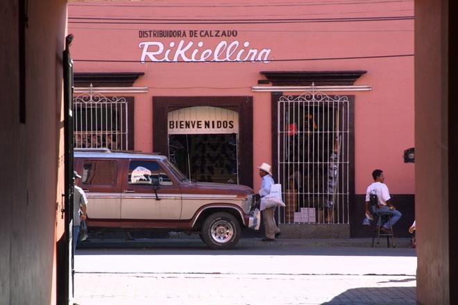 Oaxaca Old Fashioned