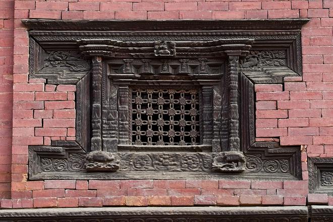 Free typical nepali window stock photo for 1800x1200 window