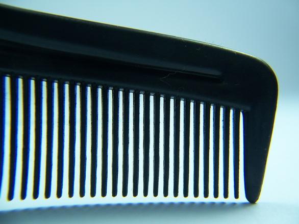 Peine viejo - Comb