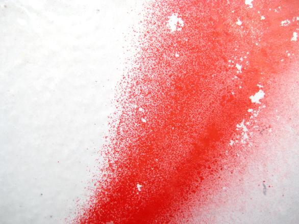 Sprayed Texture