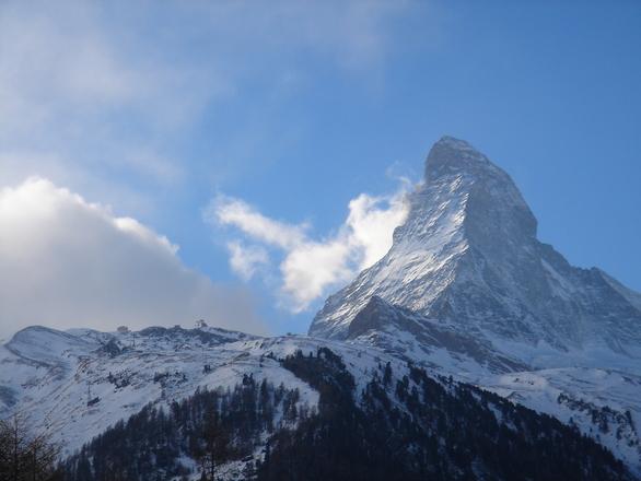 Cervin, Cervinio, Matterhorn 1