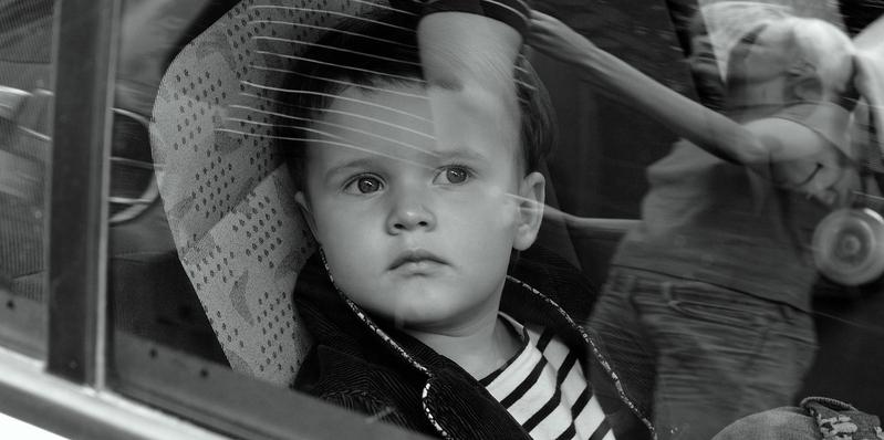 Lapsi matkustaminen
