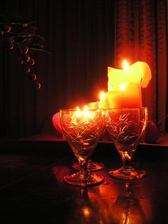 Candle light 3
