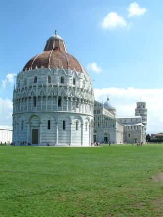 Piazza dei Miracoli - Pisa, It