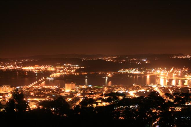 Viana at Night