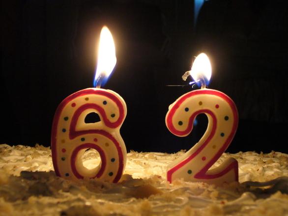 Поздравление с днем рождением мужчине 62 года