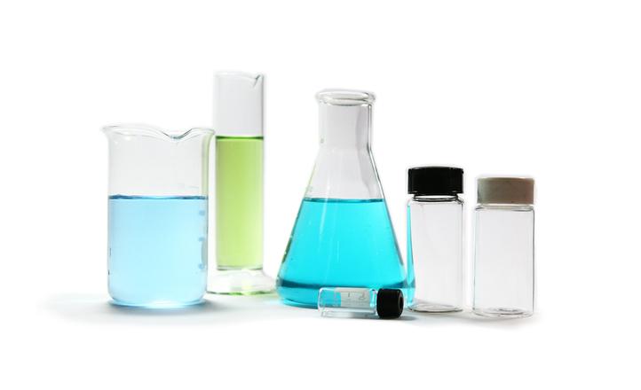 Chemical flasks 3