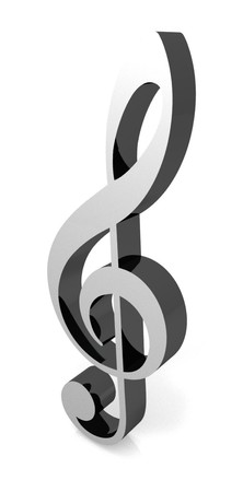Musical key 3