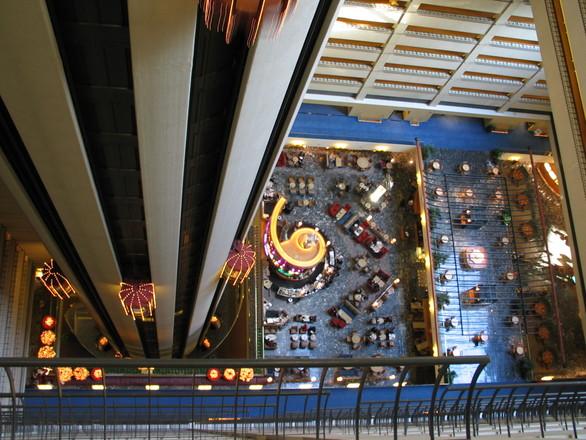 Mariott Hotel New York