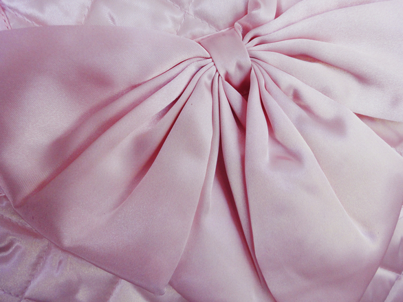 Sweet Pink Bow