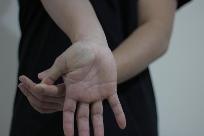 Wrist Stretching 3