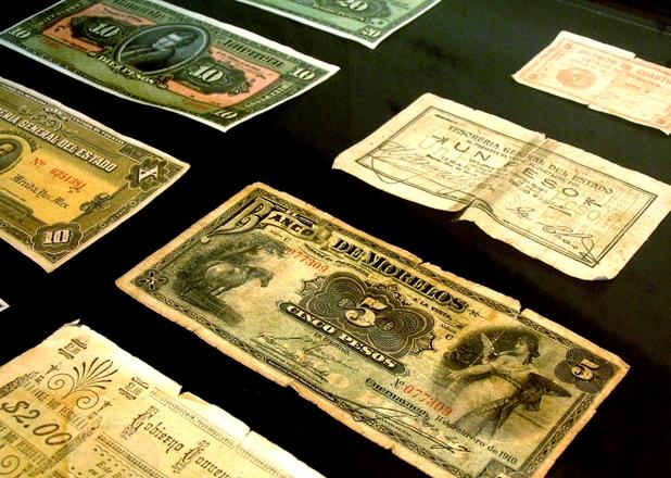 Pesos Mexicanos 1