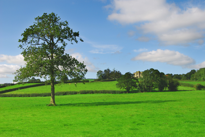 Free countryside ireland stock photo for Country garden designs ireland