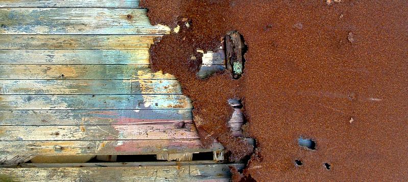 rust看不见木牌上的字_rust看不见名字图片