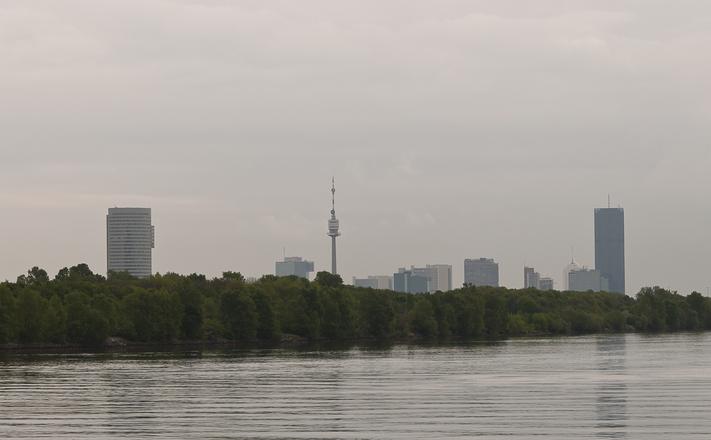 Vienna Skyline 1